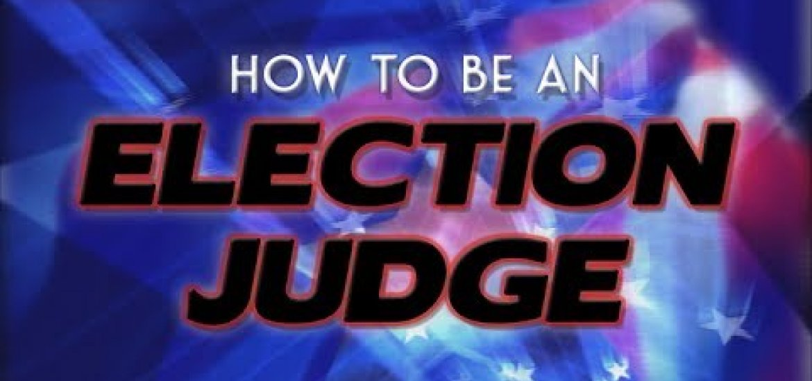 Become an Election Judge